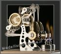 Stirling Engine HB14